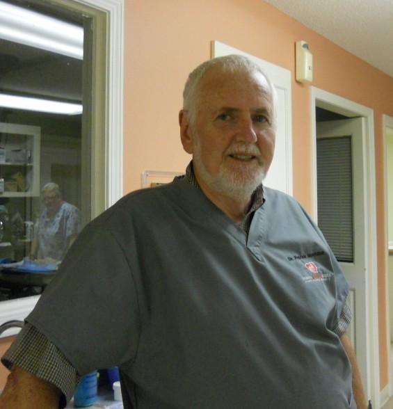 Dr. Patrick Mornane