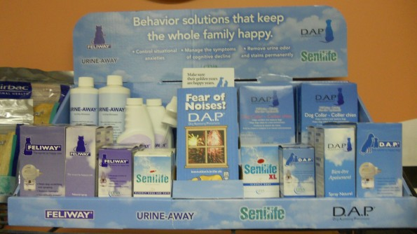 Products for Dog and Cat Behavior Issues